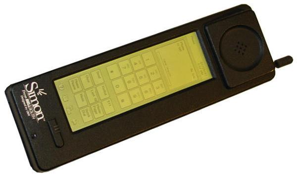 IBM Simon: The world's first smartphone