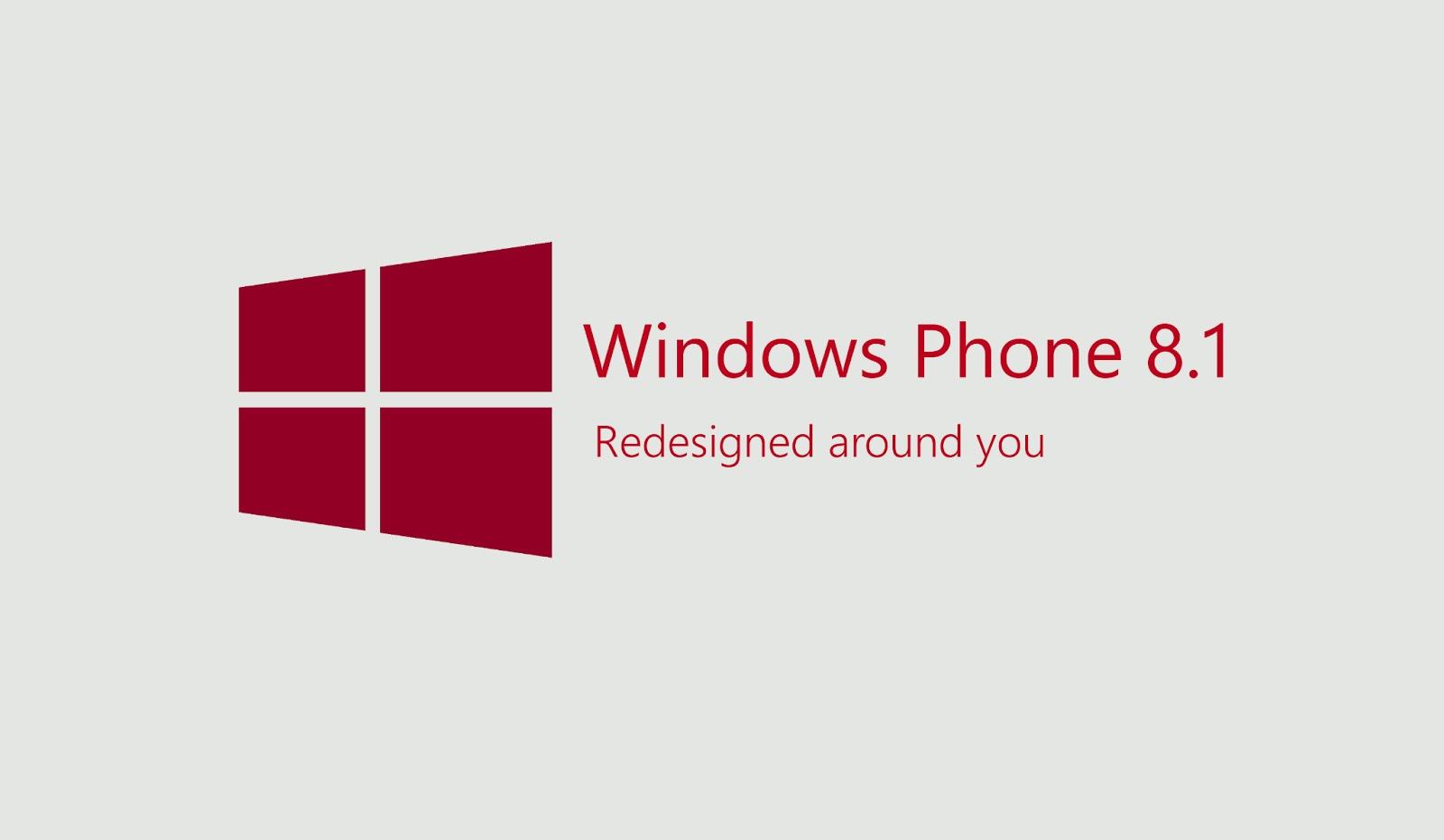 WINDOWS 8.1 CONCEPT