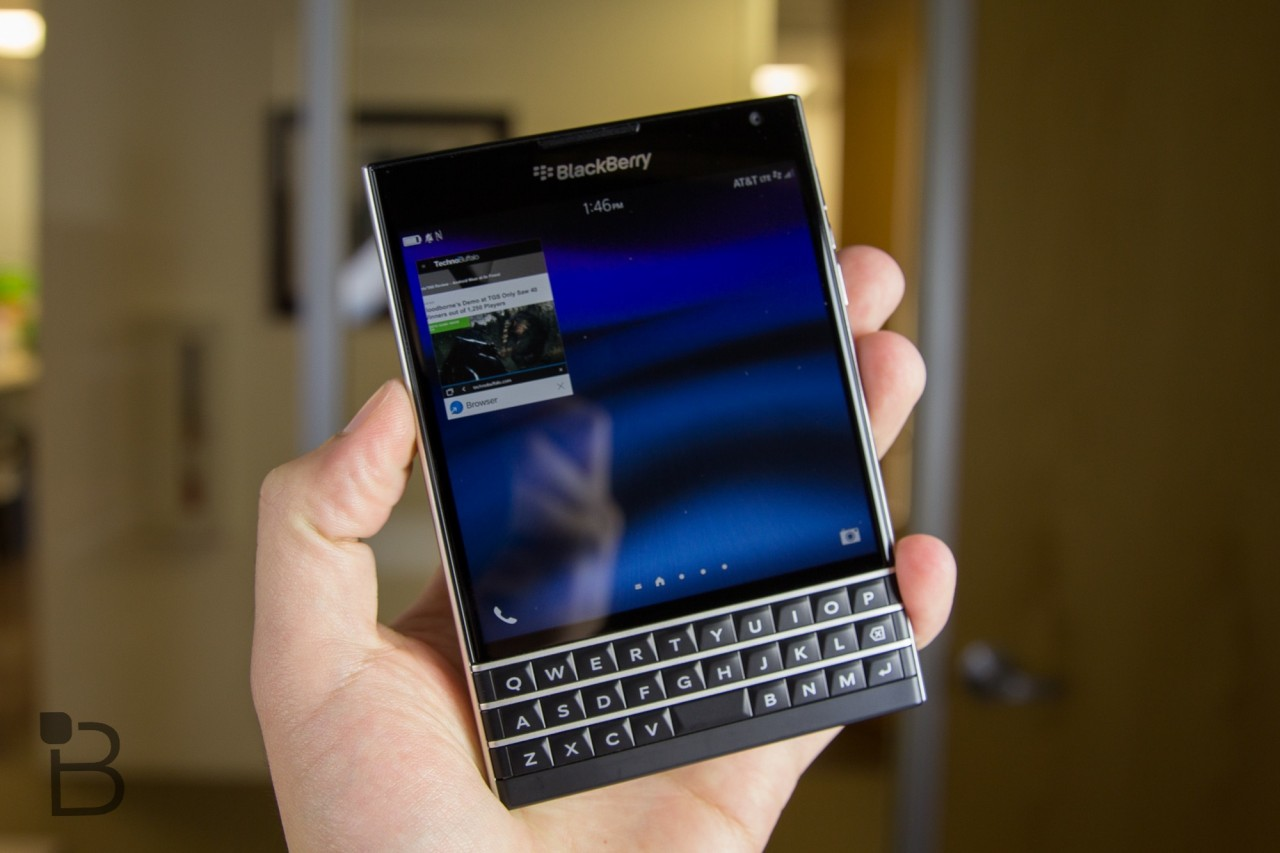 Blackberry Claims That It Has Sold 200,000 BlackBerry Passports