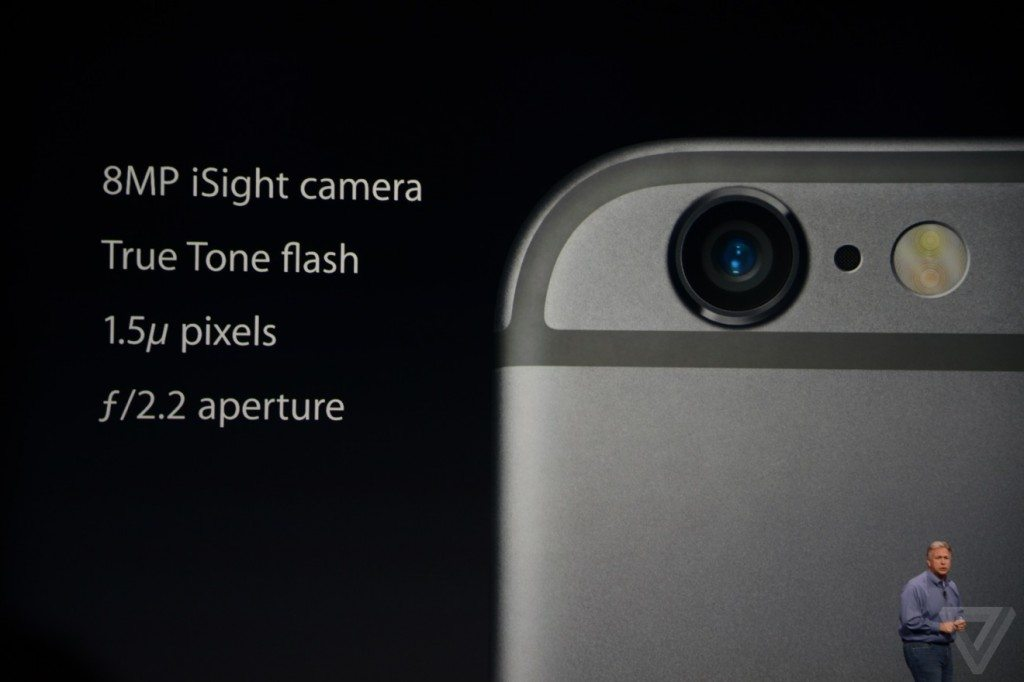 i6 camera