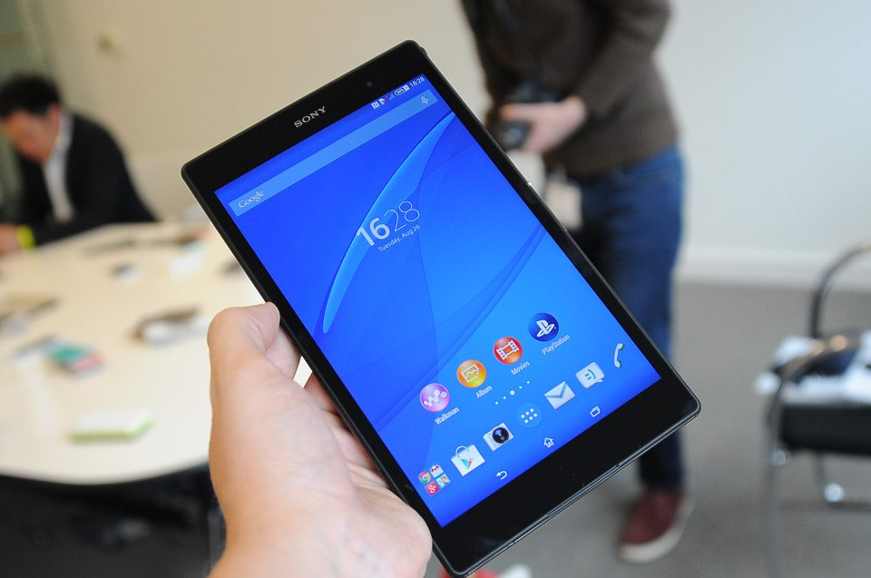 Android Marshmallow is Finally Available for the Xperia Z3 Tablet