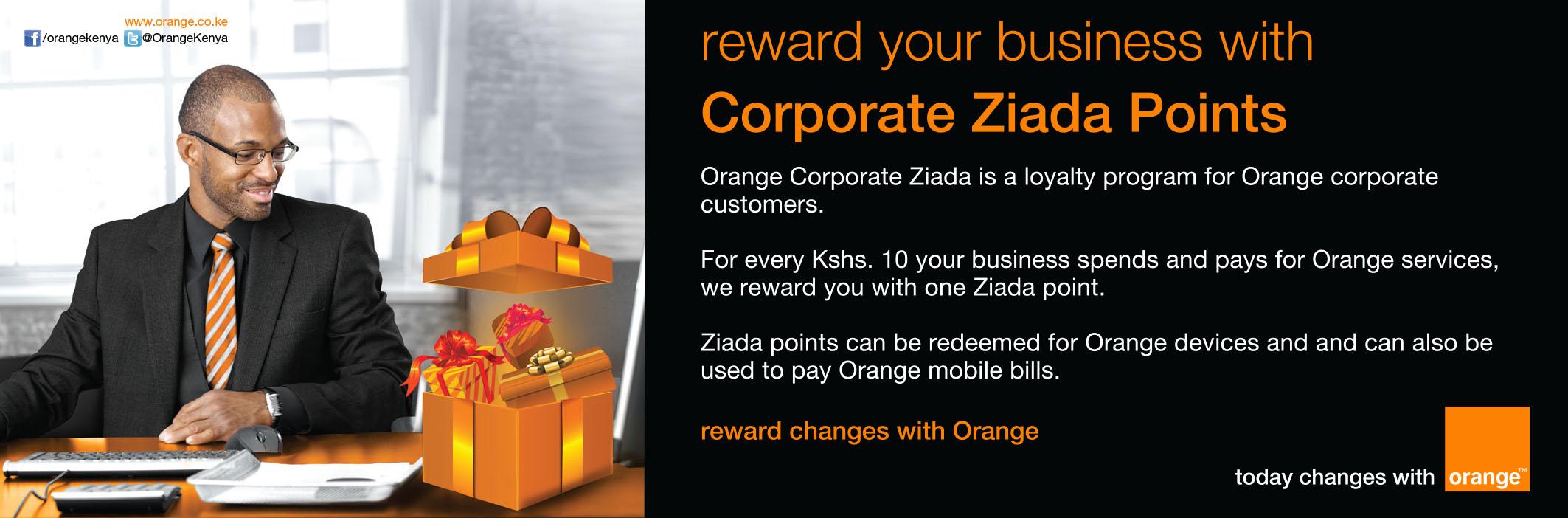Corporate Ziada E-Shot 15th Oct
