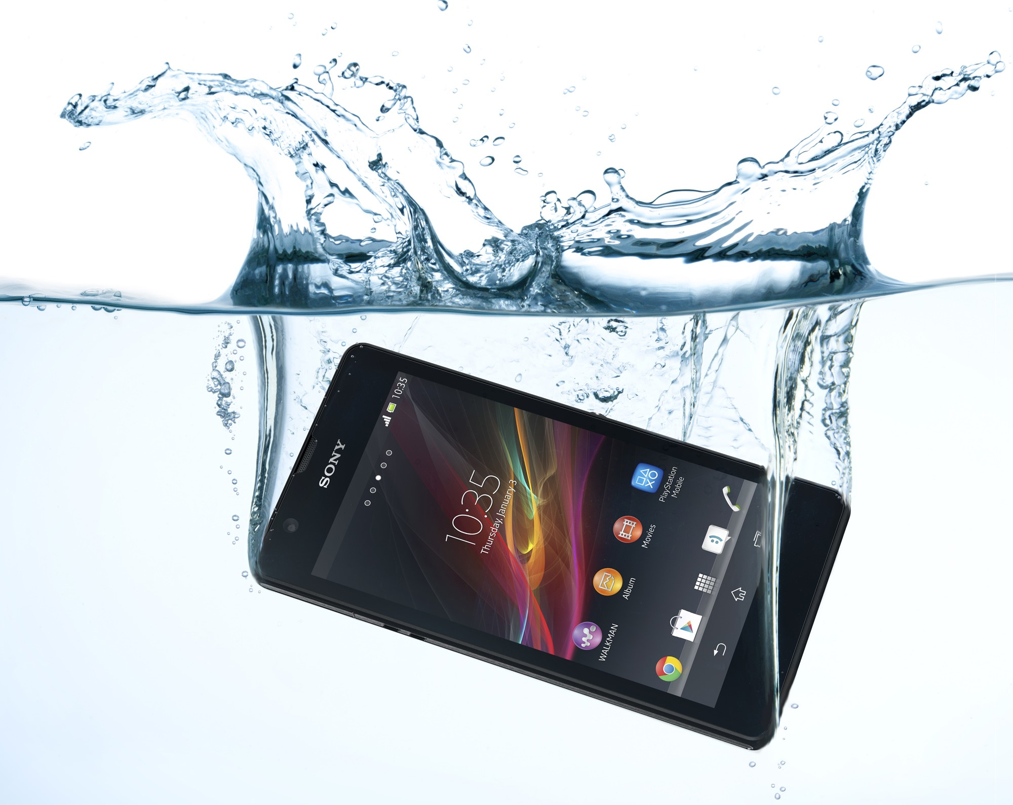 pretty nice a716f 41c2a Top Notch Water Resistant Smart Phones Of All Time - TechArena
