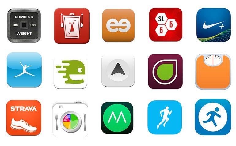 Health fitnes apps