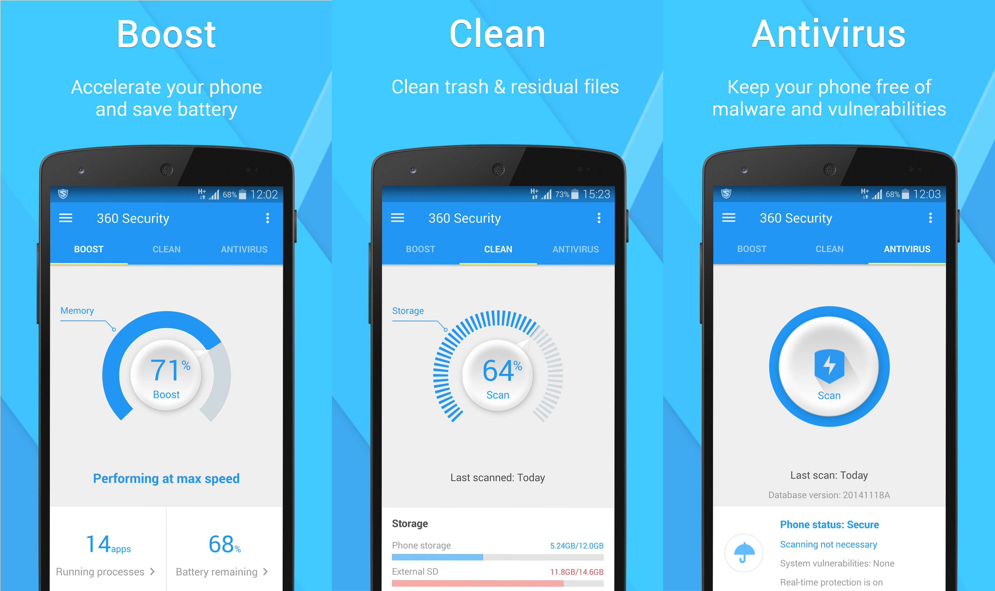Top Five Antivirus Apps For Android Techarena