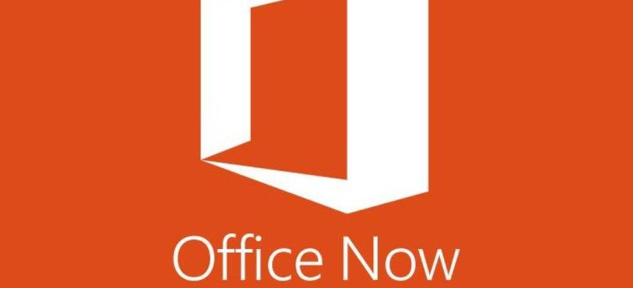 Microsoft Office Now