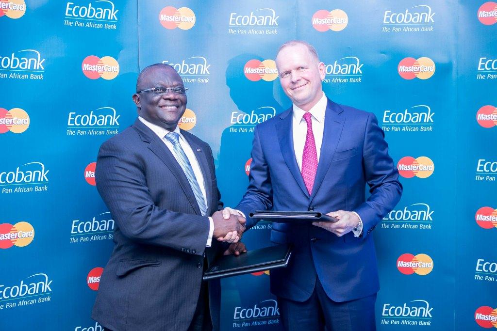 Ecobank Group CEO & MasterCard President, MEA