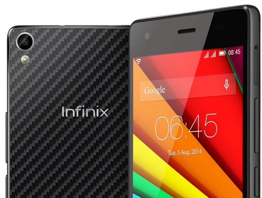 Infinix X509 Zero 2