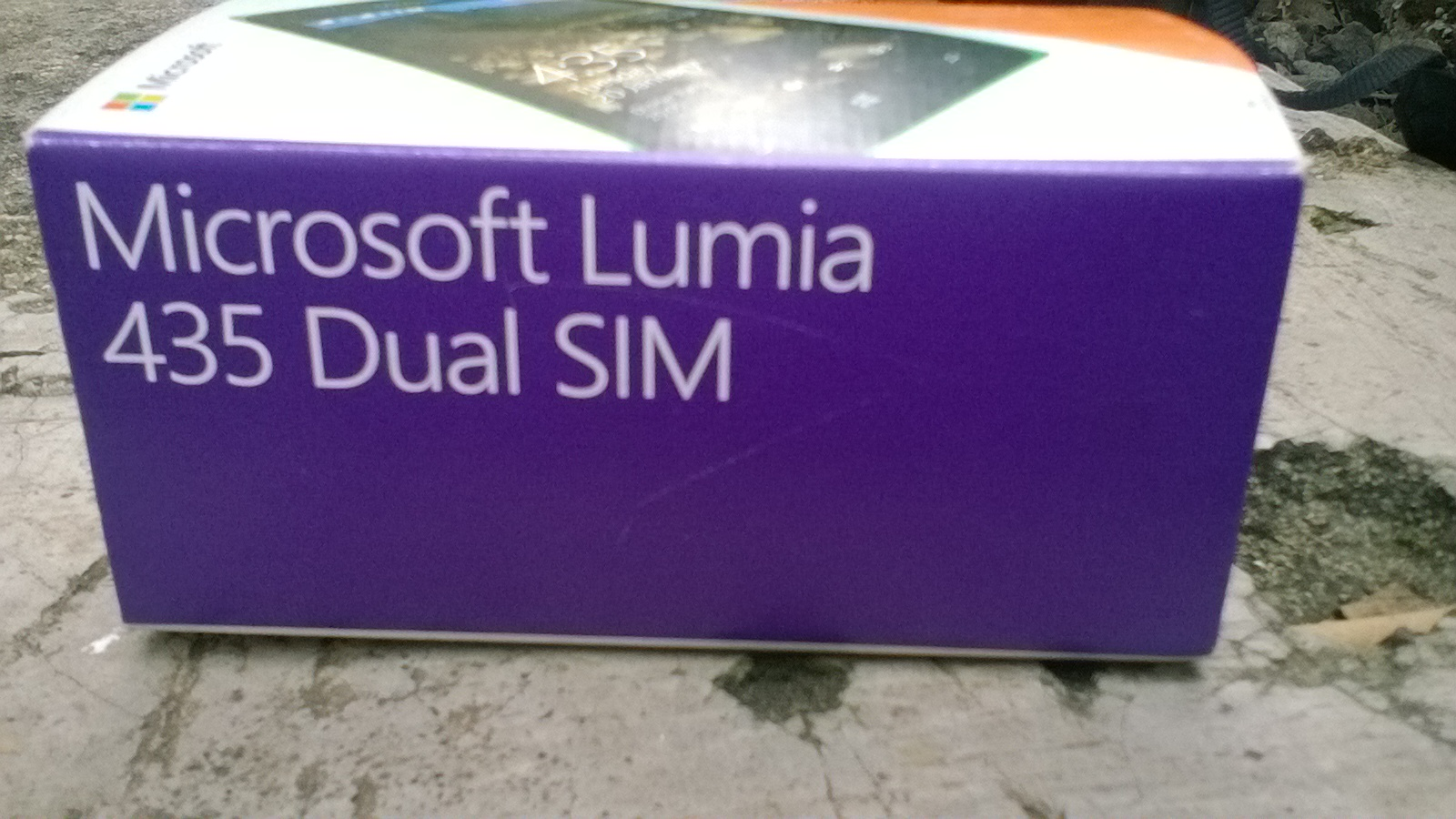 Lumia 435 image sample