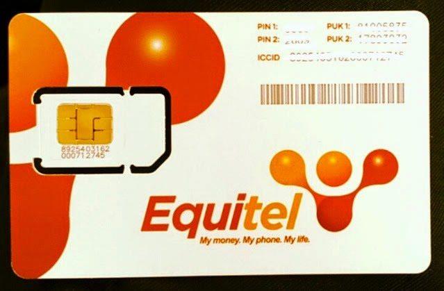 Equitel Kenya fees