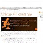 Orange API Challenge