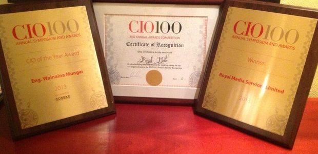 cio 100 awards 2015