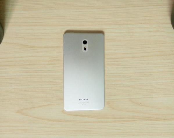 Nokia C1 from the Back