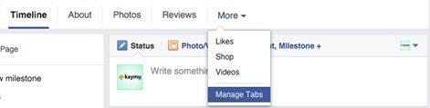 Kaymu's Facebook Shop