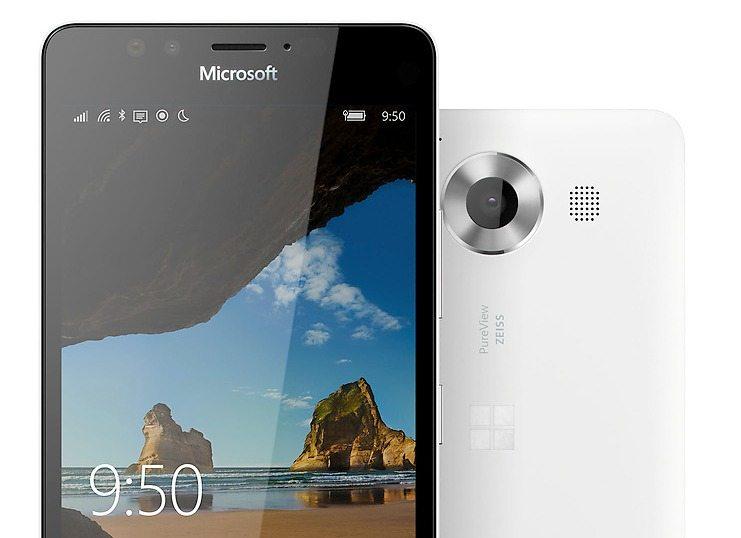 Lumia 950