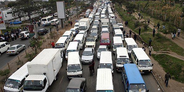 2012 12 06 Nairobitrafficjam