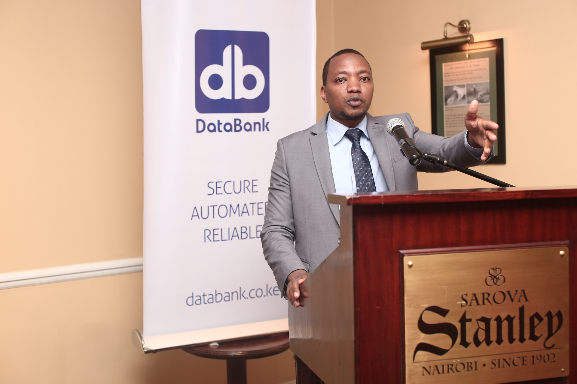 David Njoroge, DataBank Director