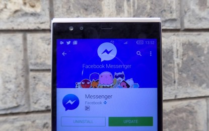 Facebook Messenger for Android Gets a Data Saving Feature