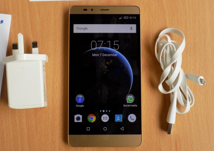 InfinixNote 2 and Accessories