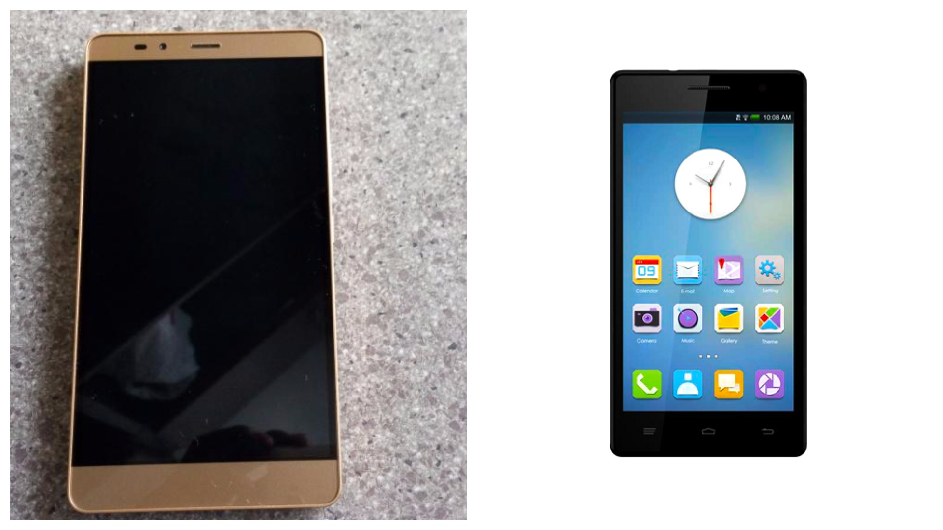 Infinix Note 2 vs XTigi X8