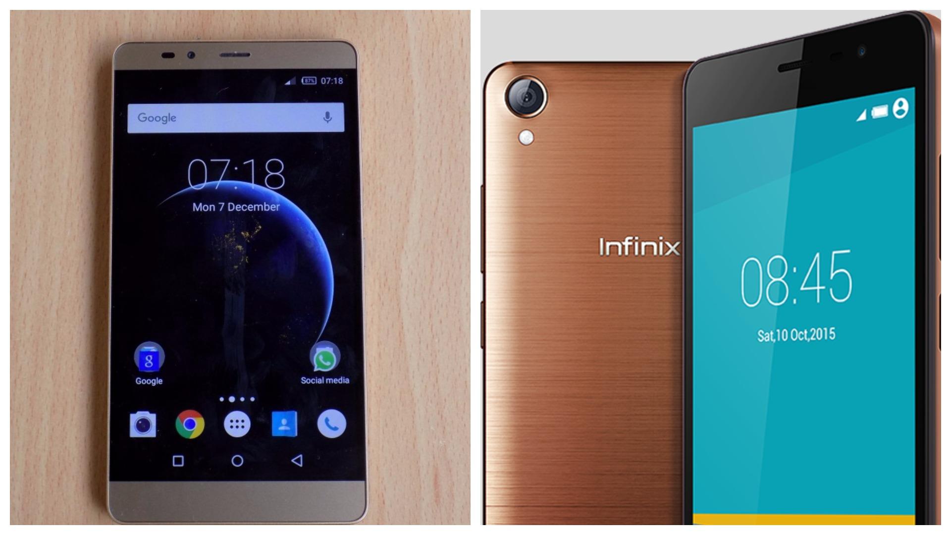 Off on Infinix Note 2 Vs Infinix Hot Note Specs showdown 0 676
