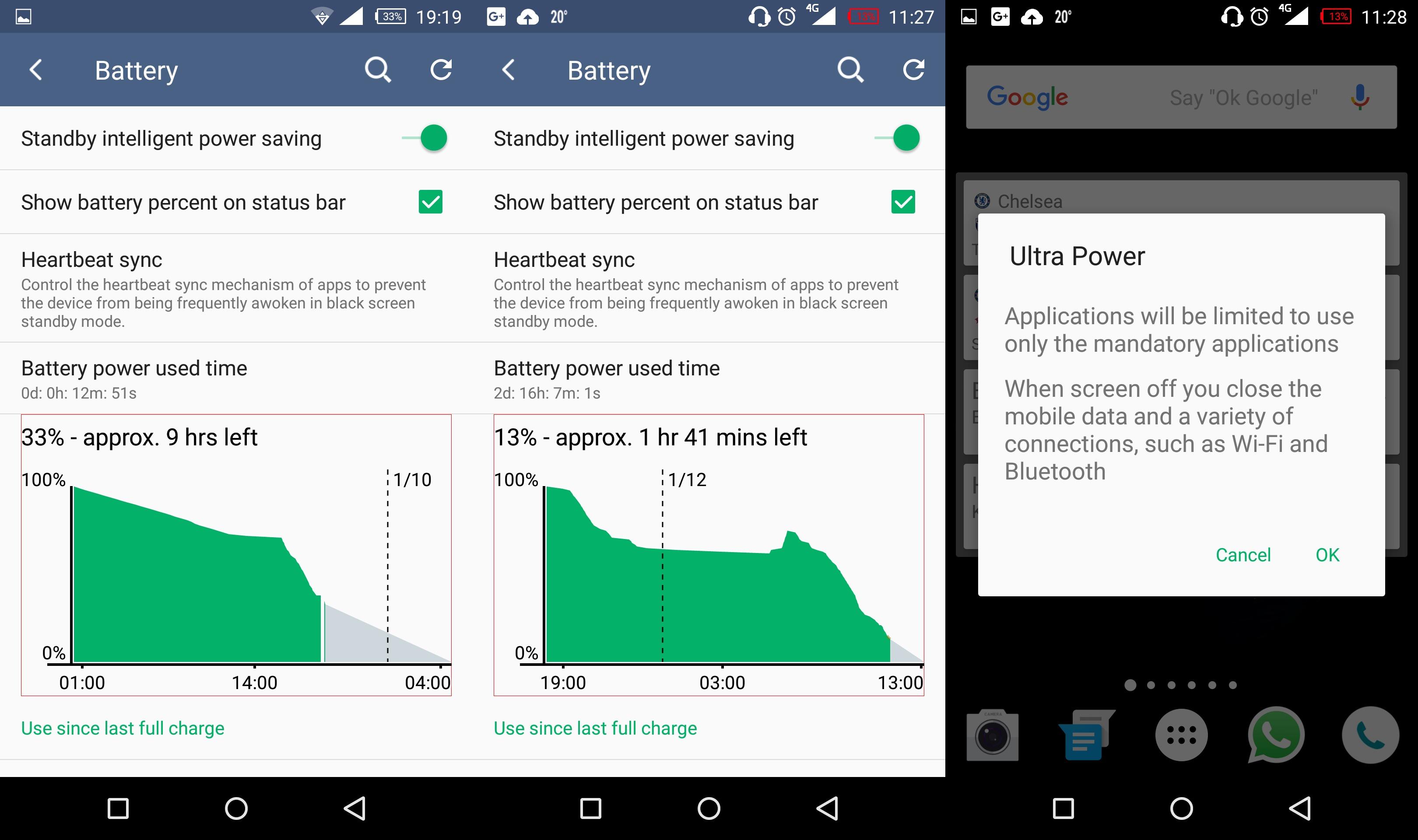 Infinix zero 3 battery