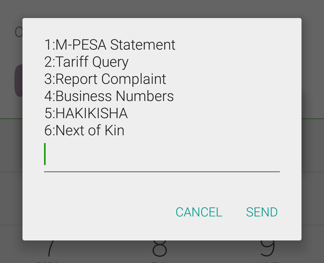 m pesa Over kes1 trillion ($10 billion) of mobile money deposits and withdrawals took  place in kenya between july and september 2016 with m-pesa.