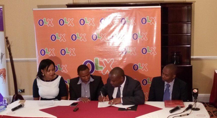 OLX G4S partnership