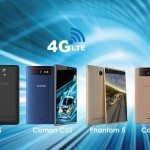 Tecno smartphones with 4G