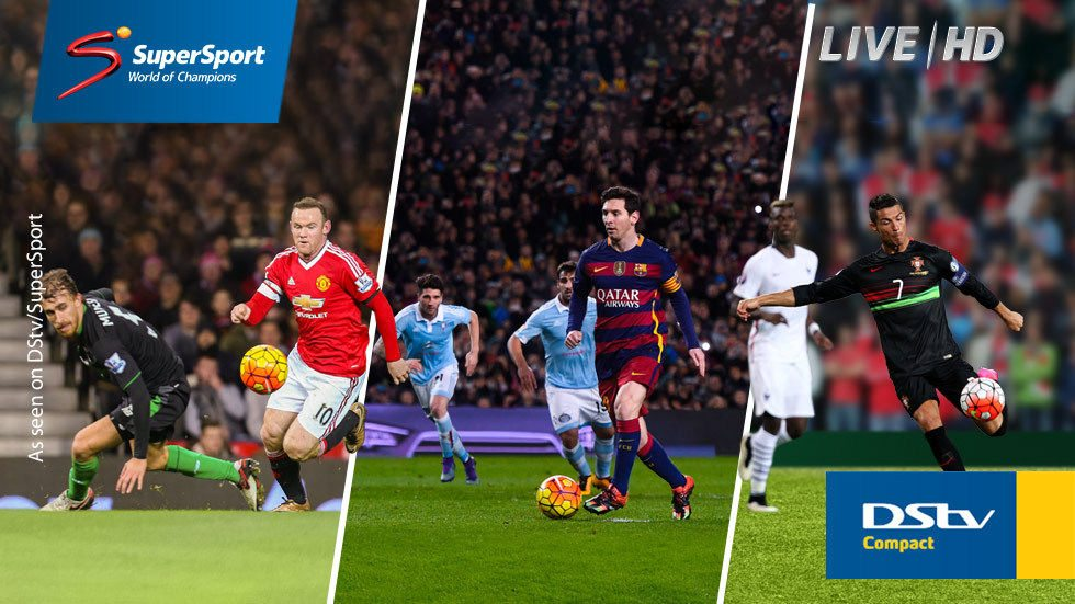 EPL and La Liga on Dstv Compact