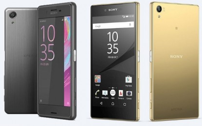 Android Nougat Is Currently Rolling Out To The Sony Xperia X Performance