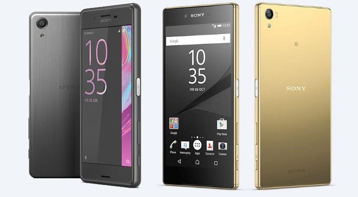 Sony Xperia X Family