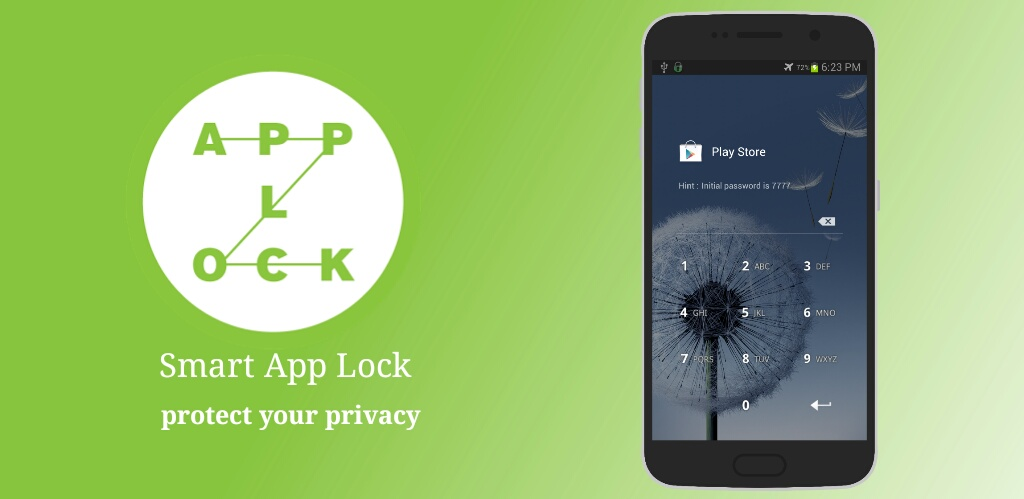 Picture protector app
