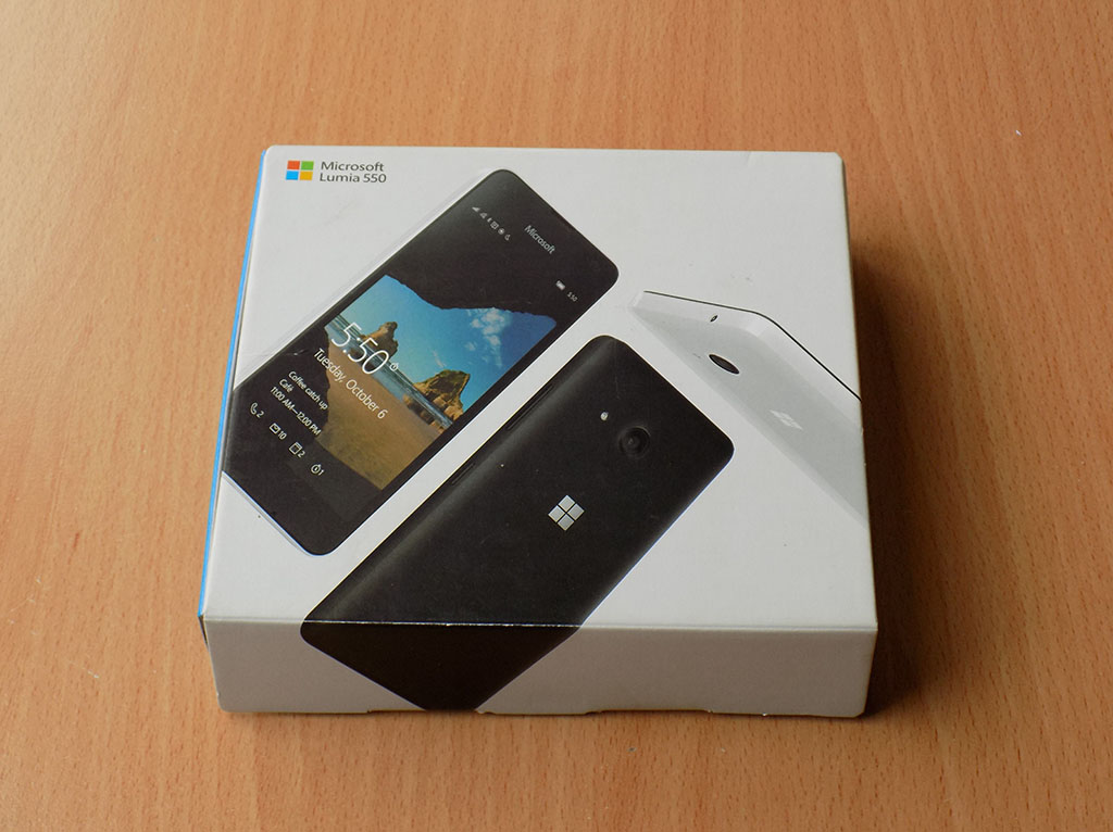 the microsoft lumia 550 review windows 10 mobile experience. Black Bedroom Furniture Sets. Home Design Ideas