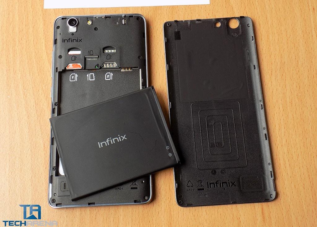 Infinix Hot 3 Battery