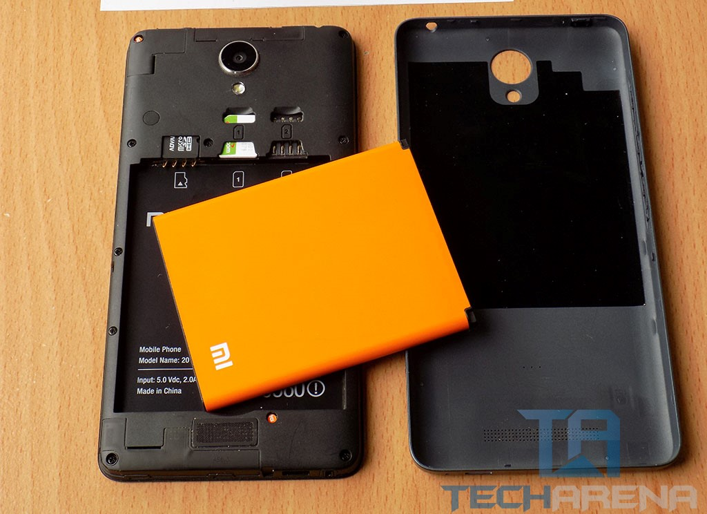 Xiaomi My Note 2, Review with Video