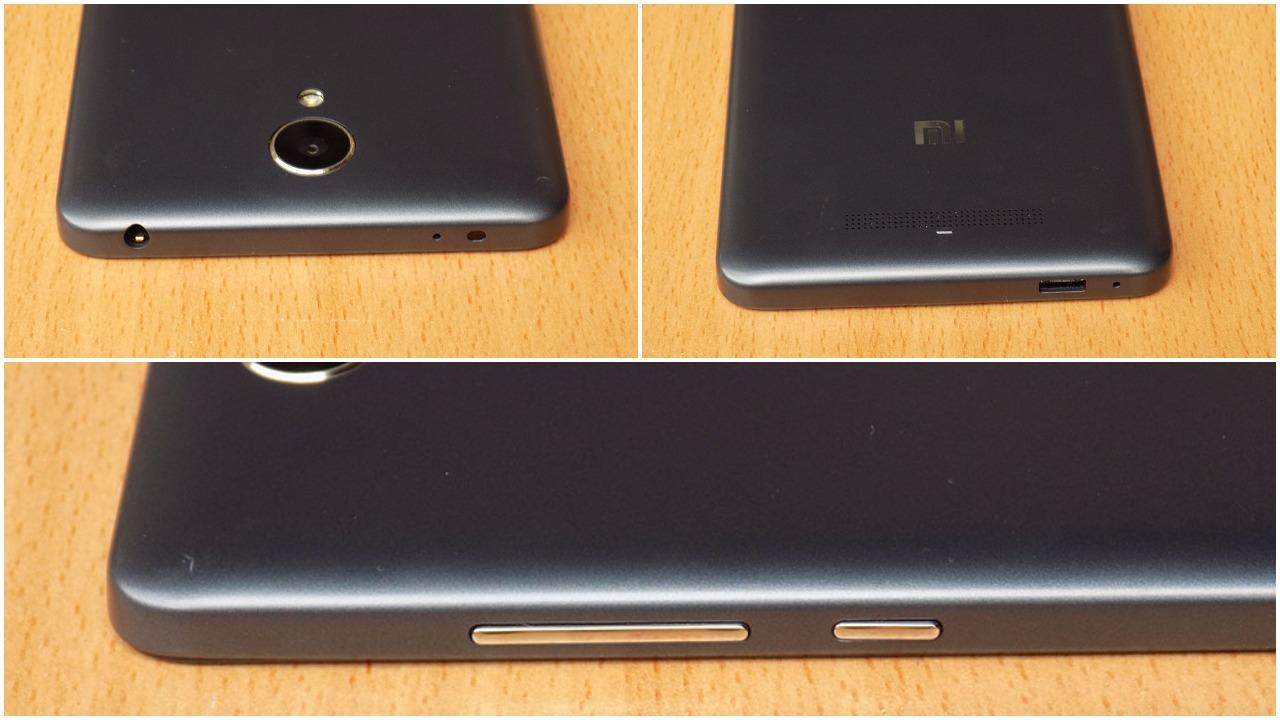 Xiaomi Redmi Note 2 Design