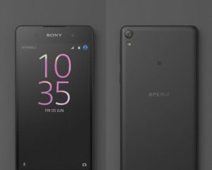 Sony Accidentally leaks the Xperia E5 on Facebook