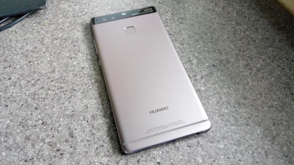 Huawei P9 Back