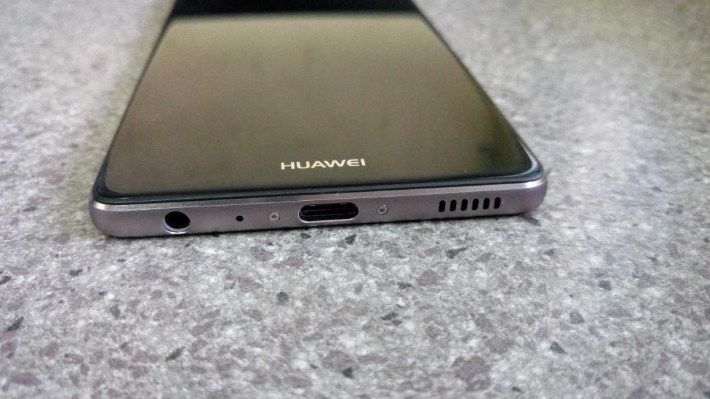 Huawei P9 Bottom