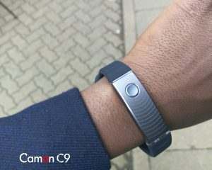 Tecno T-Band Hands-On