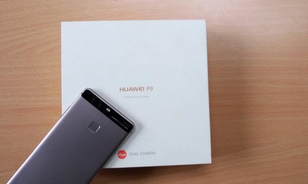The Huawei P9
