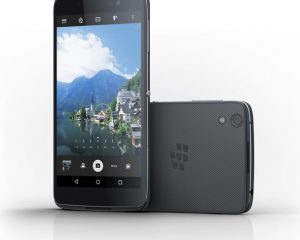 Images of BlackBerry's second Android Smartphone Leak Online Leaving Nothing to Imagination