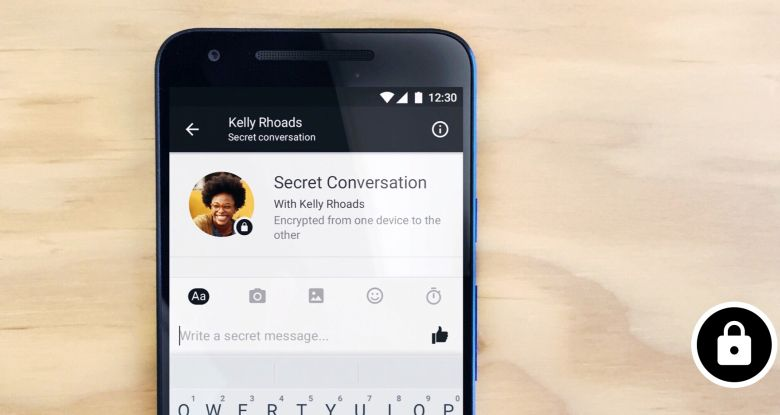 Facebook messenger end to end encryption