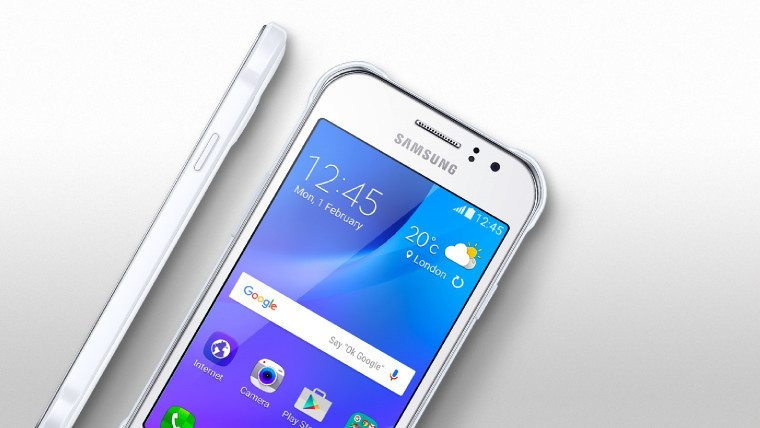 Samsung Launches Yet Another Entry Level Smartphone, The Galaxy J1