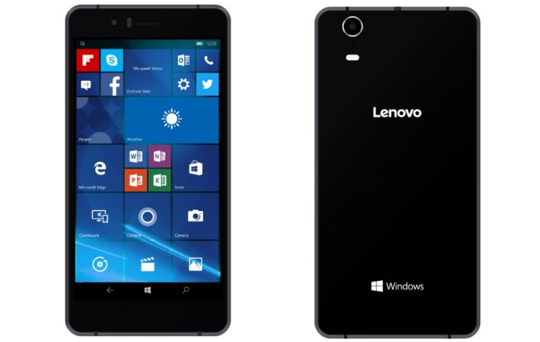 Lenovo windows smartphone