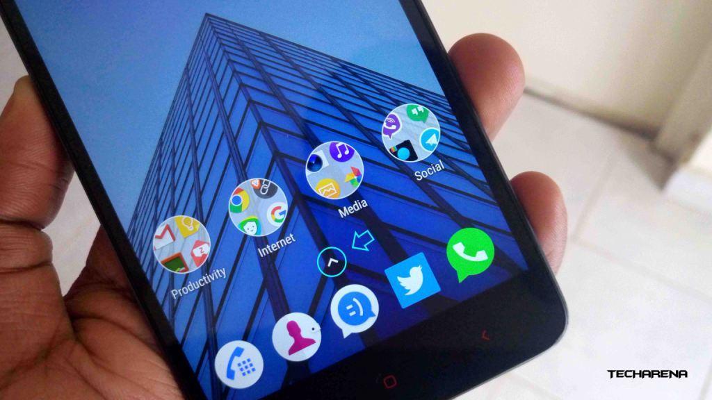 Google Nexus Launcher 2