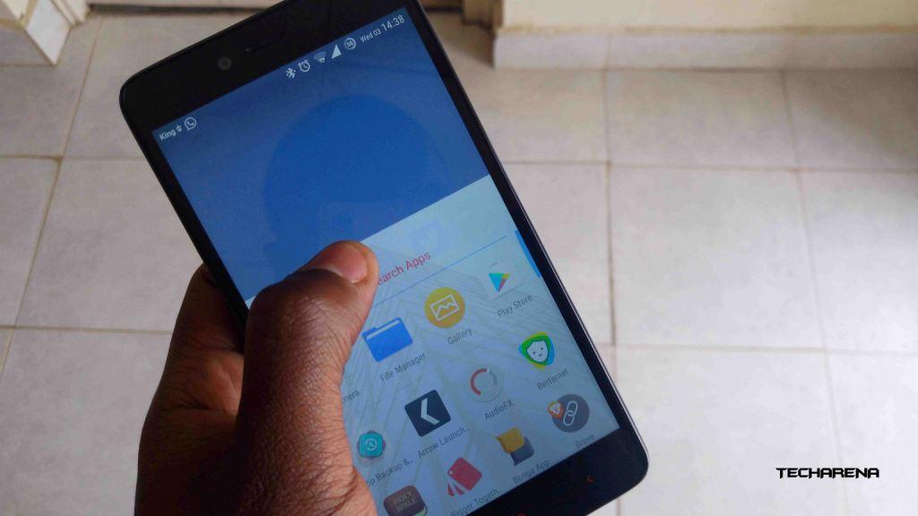 Google Nexus Launcher 3
