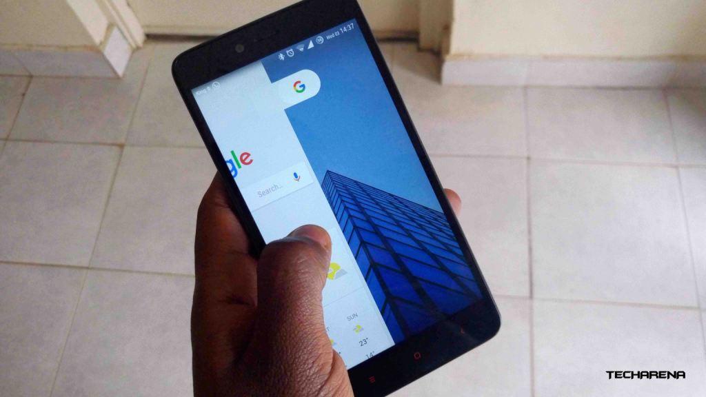 Google Nexus Launcher 4