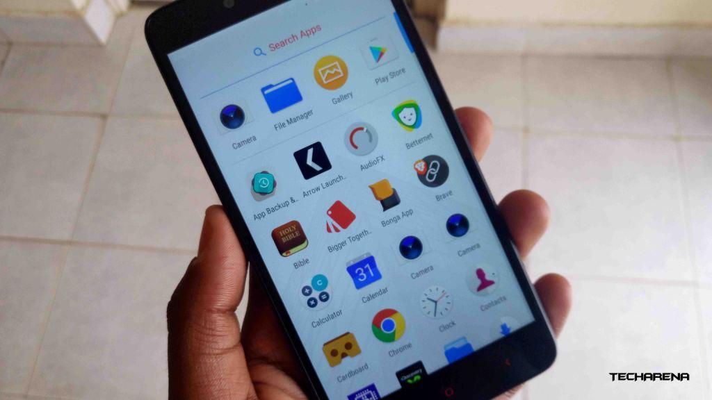 Google Nexus Launcher 5